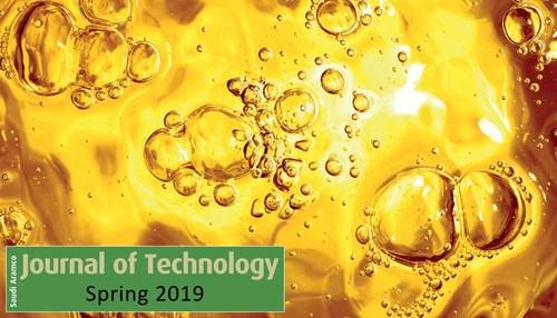 Saudi Aramco Journal of Technology – Spring 2019