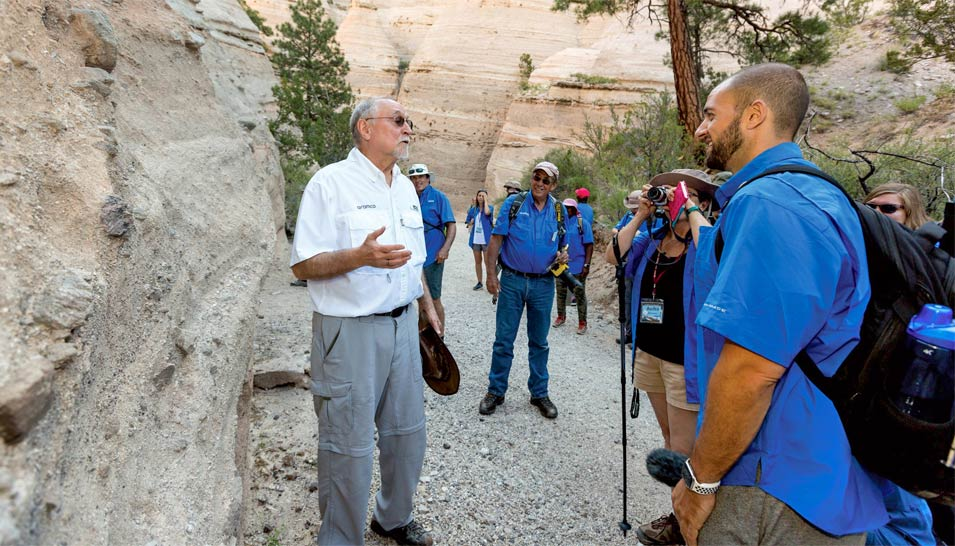 Aramco Sponsored G-Camp Offers Invaluable Geology Experience for U.S. Educators