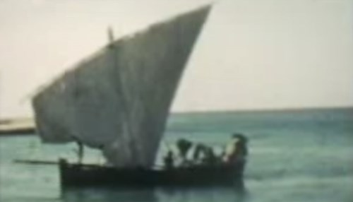 Pearl Diving in the Gulf - 1938: Part 2 of Distant Arabia