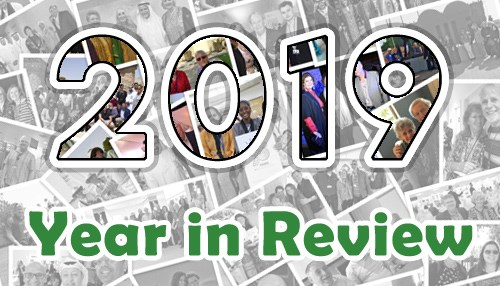 2019 Year in Review: Highlights from the Past Year