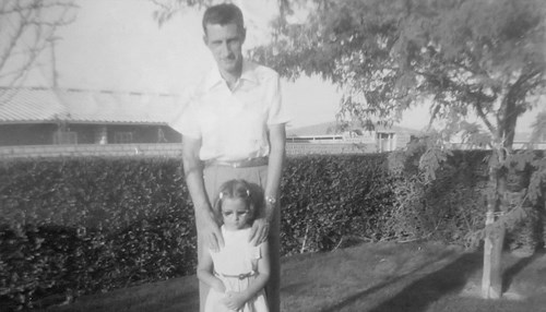 Remembering the Past: Barb Harrington Pew's Story, in 1950s Expatriate Arabia