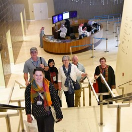 Touring Center for World Culture