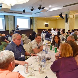 Aramco Trivia Night at the KSA Expats Reunion 2019