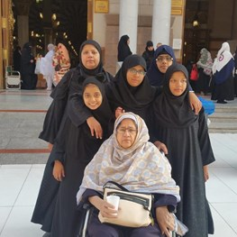 Performing Umrah: A Family Trip to Kingdom of Saudi Arabia - Part 2