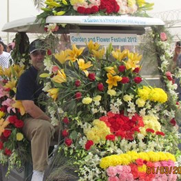 Dhahran Garden and Flower Festival 2012