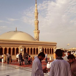 The Holy Place – Madinah