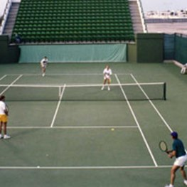 Tennis in Qatar 1993