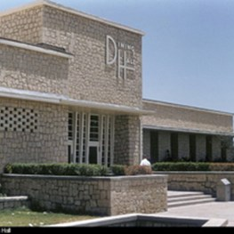 Dhahran Dining Hall Through the Ages