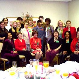 "2nd Annual ""Ladies of Arabia"" Holiday Luncheon, Houston, TX"