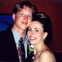 Layton-Blum Wedding, June 21, 2002
