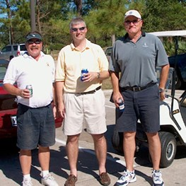 Dhahran Derelicts' 6th Annual Golf Tournament