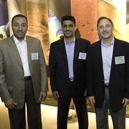 Aramco Services Company's Baltimore Aquarium Event, Part 1