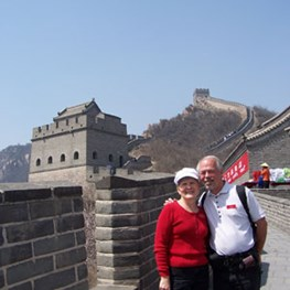 Aramco Retirees in China