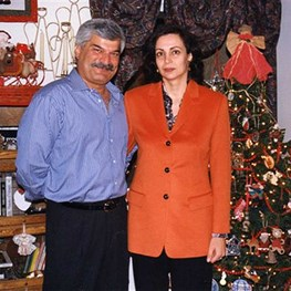 Christmas Party in Dhahran - 1997