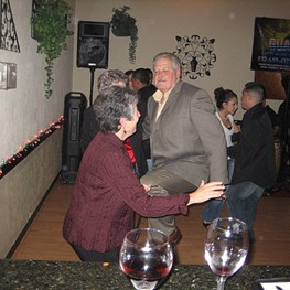 Jim and Jane Naeger's 40th Wedding Anniversary