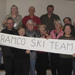Aramco ExPats Travel Club Skis Winter Park