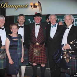 MacIntyre Clan Gathering in Scotland