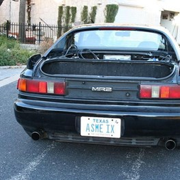 Tom Doody's Toyota MR2