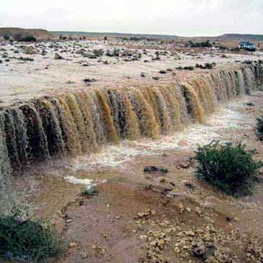 2003 Flooding Near Riyadh