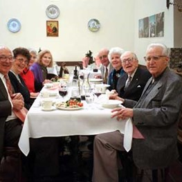 2003 Old Timer's Holiday Luncheon