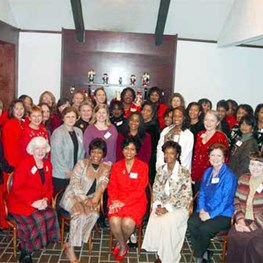 Ladies of Arabia First Annual Holiday Luncheon - 2003