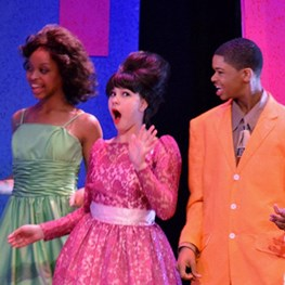 Jordan Wilkes Debuts in Hairspray the Musical
